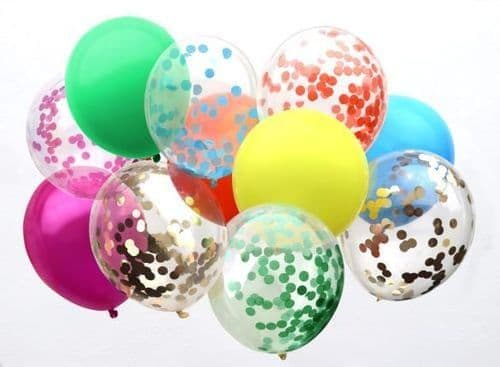 Balloons & Decorations